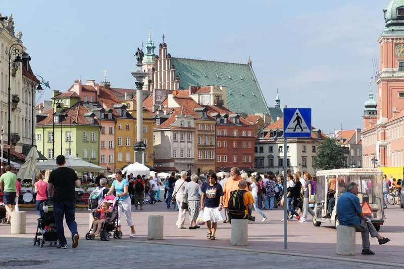 The Old Town, Warsaw