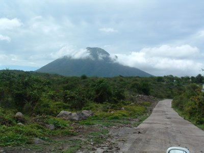 Mt Nevis, Nevis, West Indies (2)