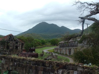 New River Coconut Walk Estates - Old Suger Mill Ruins, Nevis, West Indies, May 2011 (11)