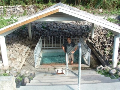 Hot Springs Bath House, Nevis, West Indies