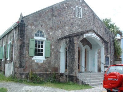 Wesleyan Holiness Church, Nevis, West Indies