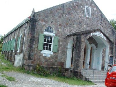 Wesleyan Holiness Church, Nevis, West Indies