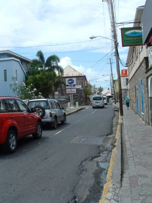 Charlestown, Nevis, West Indies