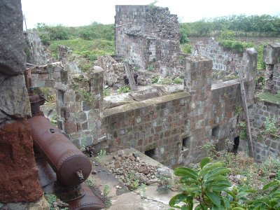 New River Coconut Walk Estates - Old Suger Mill Ruins, Nevis, West Indies, May 2011 (21)