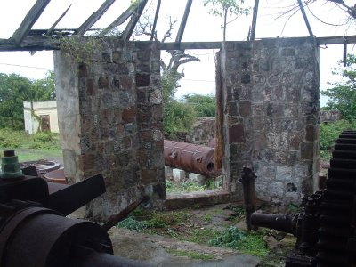New River Coconut Walk Estates - Old Suger Mill Ruins, Nevis, West Indies, May 2011 (22)
