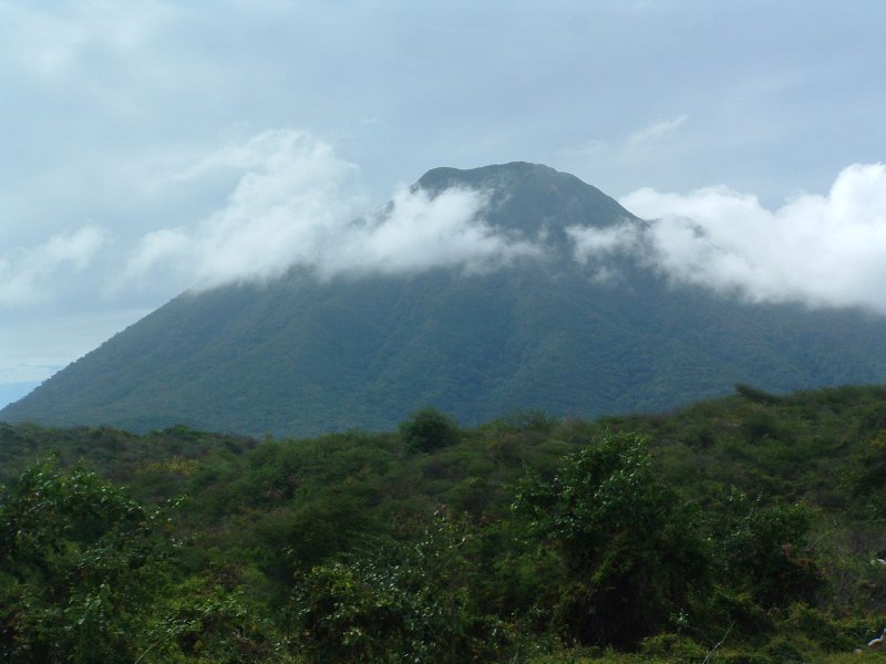 Mt Nevis, Nevis, West Indies (1)