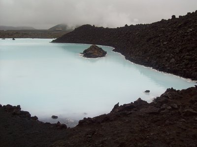 Reykjavik's Blue Lagoon