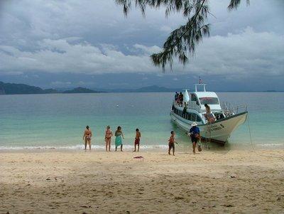 Boat trip Koh Lanta
