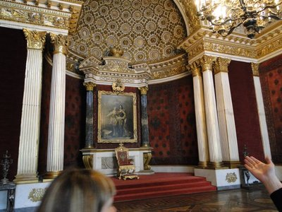 Small Throne Room, Hermitage