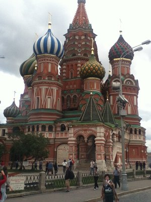 St Basil's of-course
