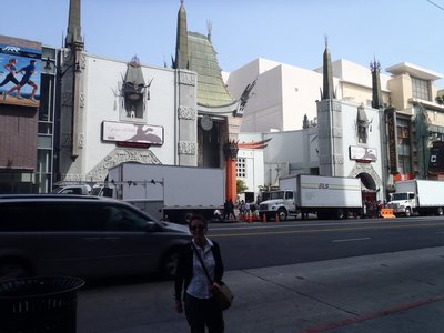The chinese theatre