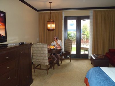 The suite at Montelucia
