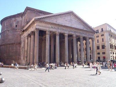 Pantheon Piazza D Rotonda