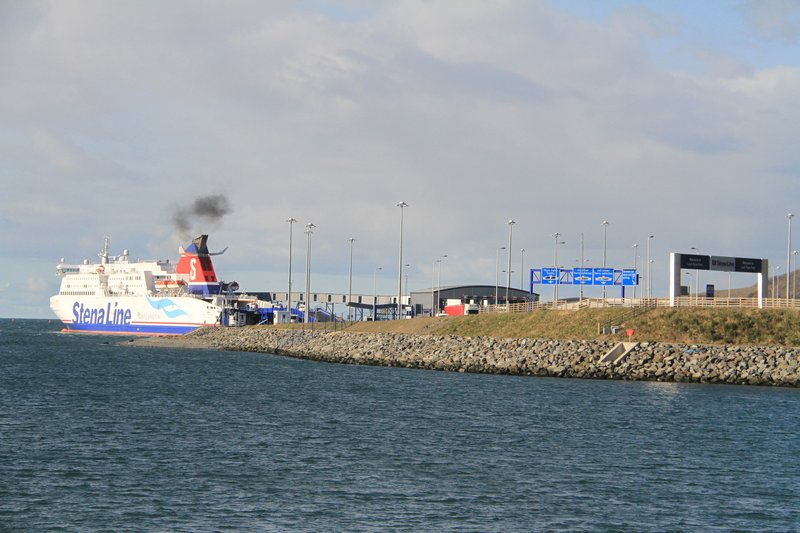 Stena Line, Loch Ryan Port