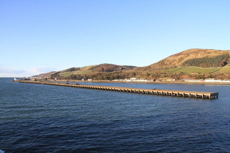Old Breakers Yard, Cairnryan