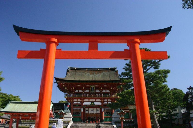 Fushimi Inari Taisha (Shrine), Kyoto