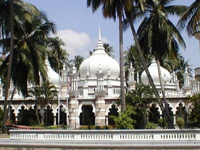 Jamek Mosque, Kuala Lumpur