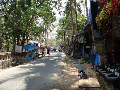 Palolem, Goa: Main St