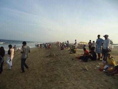 Chennai at Sunset 3
