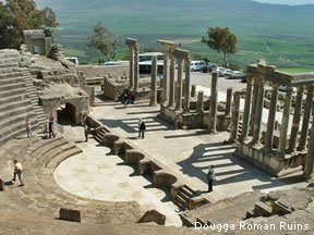 Roman Thugga Tunisia