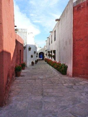 Monastery Street