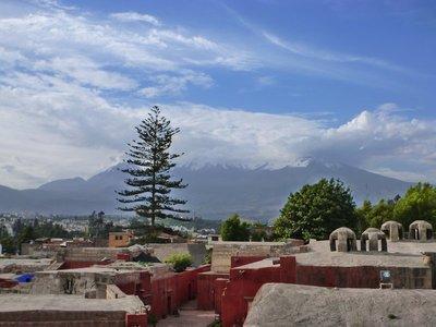 Arequipa Mountains