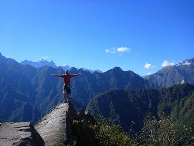 Wayna Picchu Peak