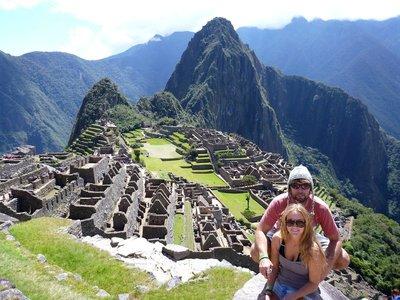 Mandatory Machu Picchu shot