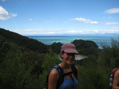 Walking In Abel Tasman