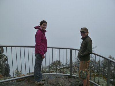 Awesome viewpoint at the Grampians