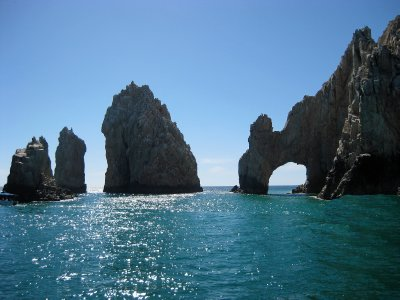 Los Archos (The Arches) @ Cabo San Lucas, MX