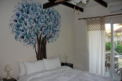 Pedasito bedroom