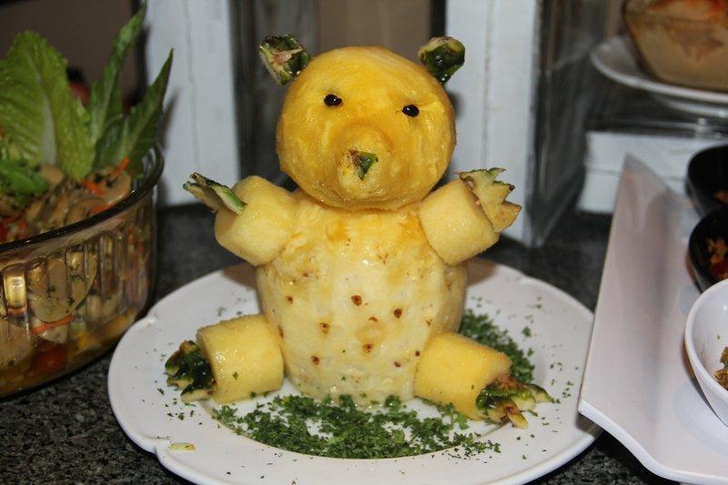 Pineapple Panda