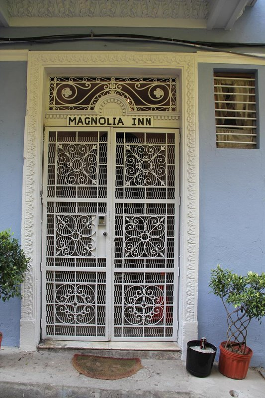 MI front door