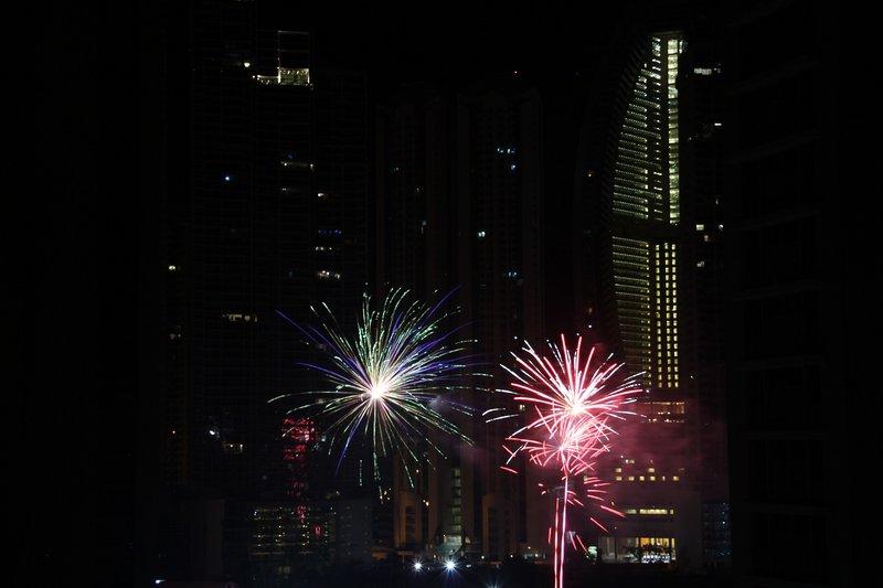 mas fireworks