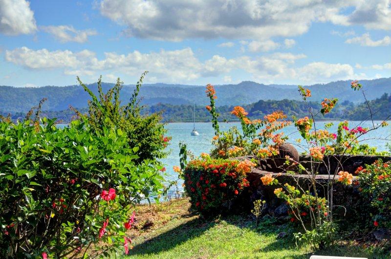 Drake Bay view