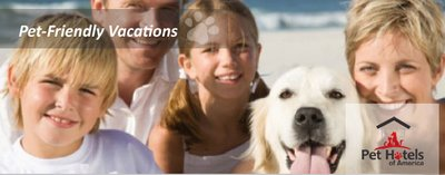 Enjoy a Vacation with the Family and Your Pet
