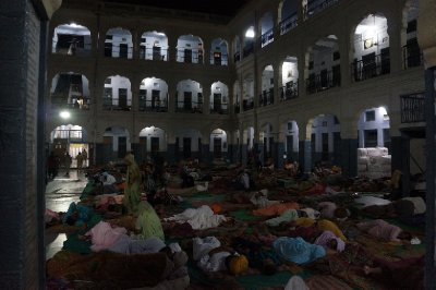 The Sikh's provide free 'accommodation', not just for Sikh pilgrims but for visitors of any nationality or religion