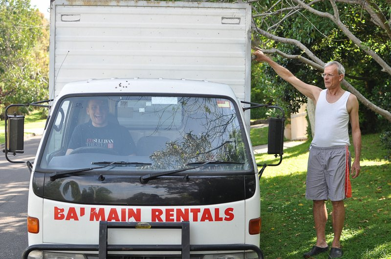 Moving out to Wollongong – 22/10/11
