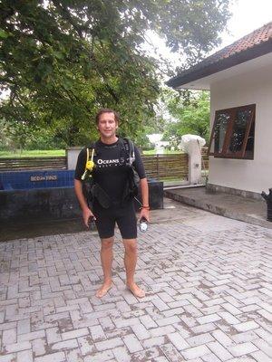 Diving Open Water