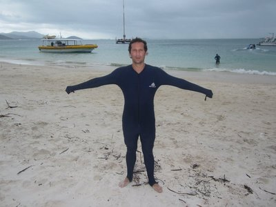 Whitsunday stinger suit