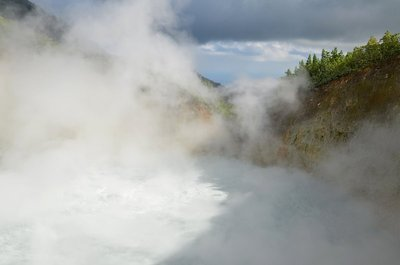 Boiling Lakes