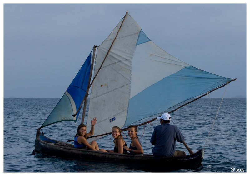 Sailing with the Kunas