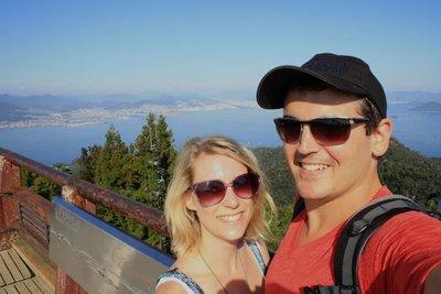 Us at Mt Mison Peak