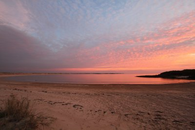 Sunset over Middle Lagoon, Dampier Peninsula, WA
