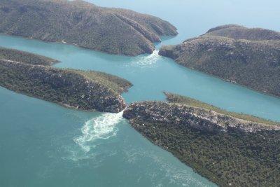 Horizontal Waterfalls, Buccaneer Archipelago