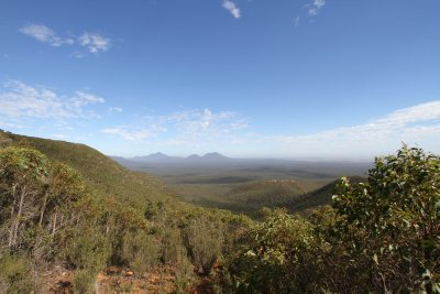 Bluff Knoll lookout