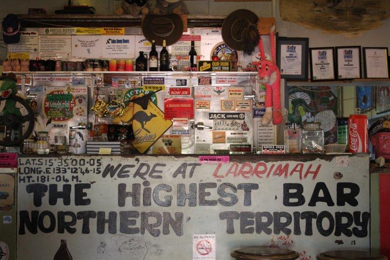 Larrimah Pub
