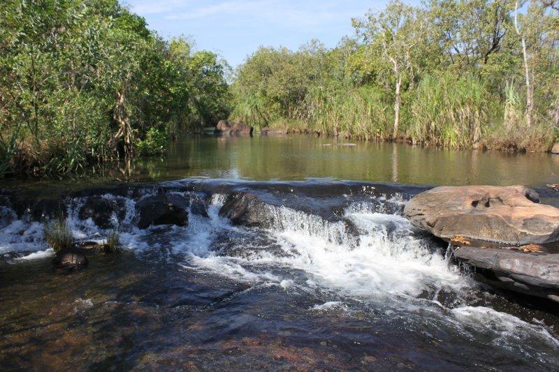 Little Merten Falls Pool
