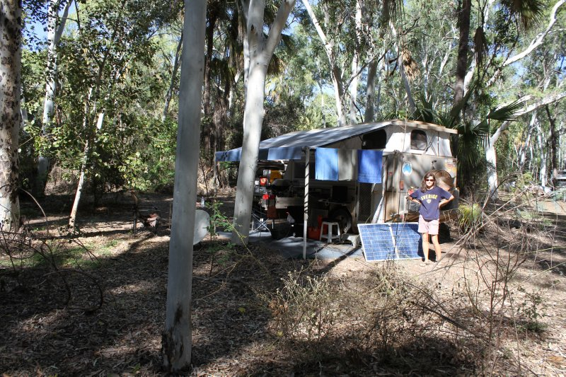 Adels Grove campsite